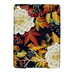 Autumn Flowers Pattern 4 Ipad Air 2 Hardshell Cases by tarastyle