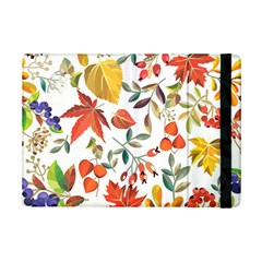 Autumn Flowers Pattern 7 Ipad Mini 2 Flip Cases by tarastyle