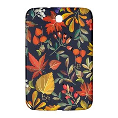 Autumn Flowers Pattern 8 Samsung Galaxy Note 8 0 N5100 Hardshell Case  by tarastyle