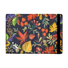 Autumn Flowers Pattern 8 Ipad Mini 2 Flip Cases by tarastyle