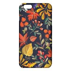 Autumn Flowers Pattern 8 Iphone 6 Plus/6s Plus Tpu Case by tarastyle