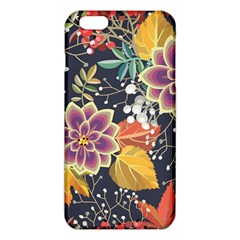 Autumn Flowers Pattern 10 Iphone 6 Plus/6s Plus Tpu Case by tarastyle