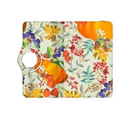 Autumn Flowers Pattern 11 Kindle Fire Hdx 8 9  Flip 360 Case by tarastyle