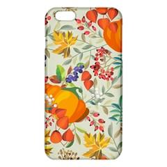 Autumn Flowers Pattern 11 Iphone 6 Plus/6s Plus Tpu Case by tarastyle