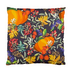 Autumn Flowers Pattern 12 Standard Cushion Case (two Sides) by tarastyle
