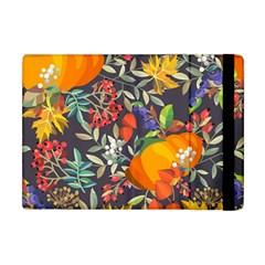 Autumn Flowers Pattern 12 Apple Ipad Mini Flip Case by tarastyle