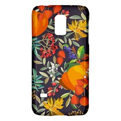 Autumn Flowers Pattern 12 Galaxy S5 Mini by tarastyle