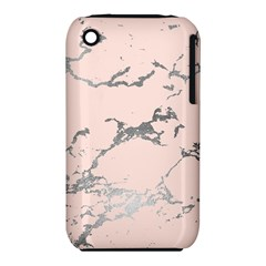 Luxurious Pink Marble 1 Iphone 3s/3gs by tarastyle