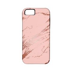 Luxurious Pink Marble 3 Apple Iphone 5 Classic Hardshell Case (pc+silicone) by tarastyle