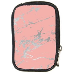 Luxurious Pink Marble 6 Compact Camera Cases by tarastyle