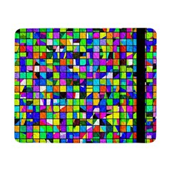 Colorful Squares Pattern                       Samsung Galaxy Tab Pro 12 2 Hardshell Case by LalyLauraFLM