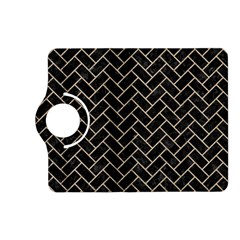 Brick2 Black Marble & Sand (r) Kindle Fire Hd (2013) Flip 360 Case by trendistuff