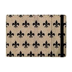 Royal1 Black Marble & Sand (r) Ipad Mini 2 Flip Cases by trendistuff