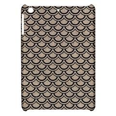 Scales2 Black Marble & Sand Apple Ipad Mini Hardshell Case by trendistuff