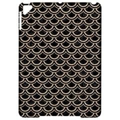 Scales2 Black Marble & Sand (r) Apple Ipad Pro 9 7   Hardshell Case by trendistuff