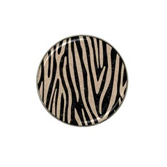 Skin4 Black Marble & Sand Hat Clip Ball Marker (10 Pack) by trendistuff