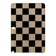Square1 Black Marble & Sand Samsung Galaxy Tab Pro 10 1 Hardshell Case by trendistuff