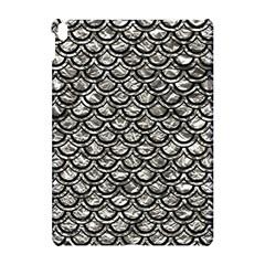 Scales2 Black Marble & Silver Foil Apple Ipad Pro 10 5   Hardshell Case by trendistuff
