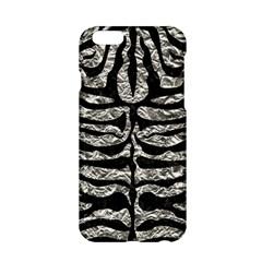 Skin2 Black Marble & Silver Foil Apple Iphone 6/6s Hardshell Case by trendistuff