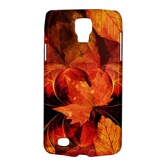 Ablaze With Beautiful Fractal Fall Colors Galaxy S4 Active by beautifulfractals