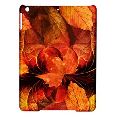 Ablaze With Beautiful Fractal Fall Colors Ipad Air Hardshell Cases by beautifulfractals