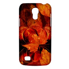 Ablaze With Beautiful Fractal Fall Colors Galaxy S4 Mini by beautifulfractals