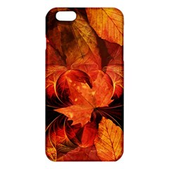 Ablaze With Beautiful Fractal Fall Colors Iphone 6 Plus/6s Plus Tpu Case by beautifulfractals
