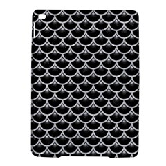 Scales3 Black Marble & Silver Glitter (r) Ipad Air 2 Hardshell Cases by trendistuff