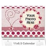 2018 Sweetie Calendar - Wall Calendar 11  x 8.5  (12-Months)