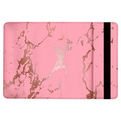 Luxurious Pink Marble Ipad Air Flip by tarastyle