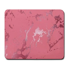Luxurious Pink Marble Large Mousepads by tarastyle