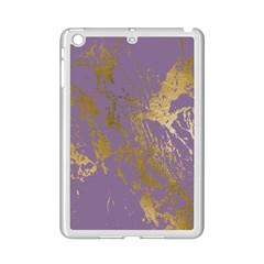 Luxurious Pink Marble Ipad Mini 2 Enamel Coated Cases by tarastyle