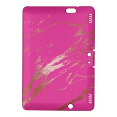 Luxurious Pink Marble Kindle Fire Hdx 8 9  Hardshell Case by tarastyle