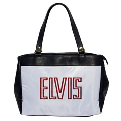 Elvis Presley Office Handbags by Valentinaart