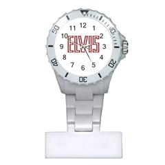 Elvis Presley Plastic Nurses Watch by Valentinaart