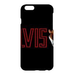 Elvis Presley Apple Iphone 6 Plus/6s Plus Hardshell Case by Valentinaart