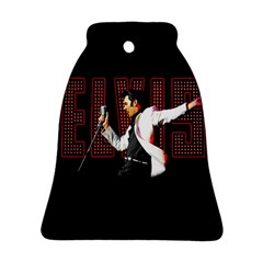 Elvis Presley Bell Ornament (two Sides) by Valentinaart