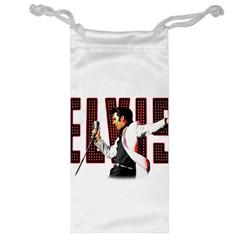 Elvis Presley Jewelry Bag by Valentinaart