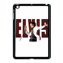 Elvis Presley Apple Ipad Mini Case (black) by Valentinaart