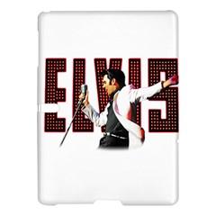 Elvis Presley Samsung Galaxy Tab S (10 5 ) Hardshell Case  by Valentinaart