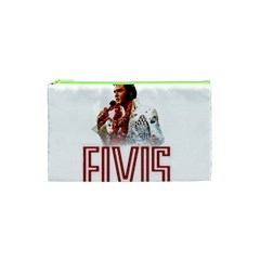 Elvis Presley Cosmetic Bag (xs) by Valentinaart