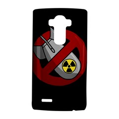 No Nuclear Weapons Lg G4 Hardshell Case by Valentinaart