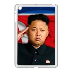 Kim Jong Un Apple Ipad Mini Case (white)