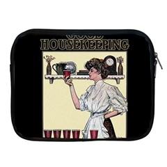 Good Housekeeping Apple Ipad 2/3/4 Zipper Cases by Valentinaart