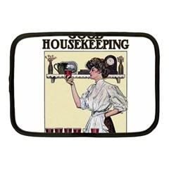 Good Housekeeping Netbook Case (medium)  by Valentinaart