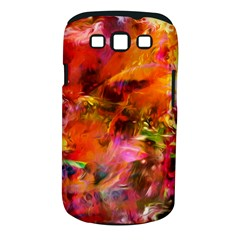 Abstract Acryl Art Samsung Galaxy S Iii Classic Hardshell Case (pc+silicone) by tarastyle