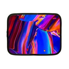 Abstract Acryl Art Netbook Case (small)  by tarastyle