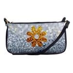 silver holidays - Shoulder Clutch Bag