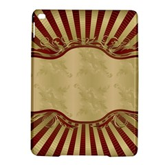 Art Deco Red Ipad Air 2 Hardshell Cases by 8fugoso