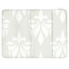 Fleur De Lis Samsung Galaxy Tab 7  P1000 Flip Case by 8fugoso